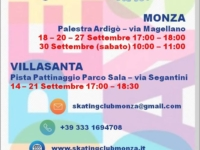 OPEN DAYS e appuntamenti Settembre